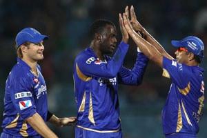CLT20 Live Cricket Score: Kevon Cooper, Rahul Dravid and Shane Watson