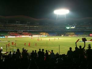Kochi's Nehru Stadium