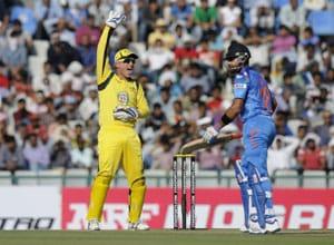 Live Cricket Score: India vs Australia, Virat Kohli