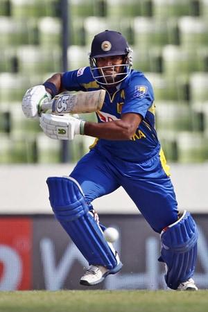 Live cricket score: Afghanistan vs Sri Lanka