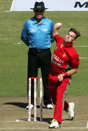 Zimbabwe pacer Kyle Jarvis retires from international cricket