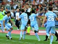 Lazio beat Roma to win Italian Cup to qualify for Europa League