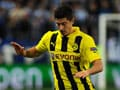 Champions League: Borussia Dortmund denied in Malaga stalemate