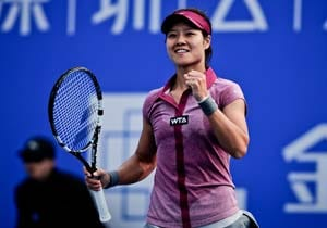 Li Na beats Peng Shuai in all-China Shenzhen final