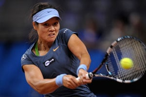 Chinese star Li Na seeks biggest home win