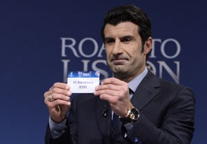 Portuguese Great Luis Figo to Fight Sepp Blatter for FIFA Presidency