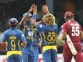 Tri-series: Sri Lanka beat West Indies by 39 runs (D\/L method) in Trinidad