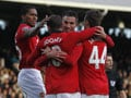 EPL: Man Utd stroll, Man City run riot, Chelsea crash