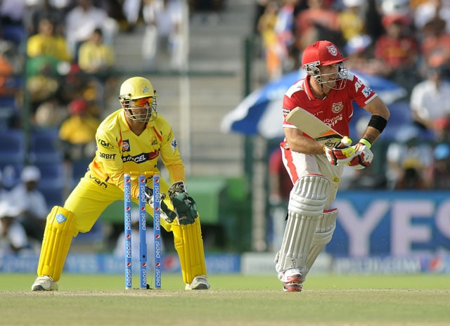 Glenn Maxwell (Cricketer) in the past