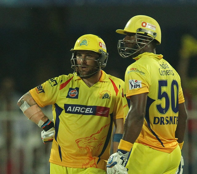 Live Cricket Score: Chennai Super Kings vs Kolkata Knight Riders