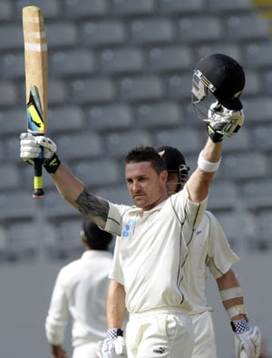Ind vs NZ: Brendon McCullum, Kane Williamson guide New Zealand to 329/4 vs India on Day 1