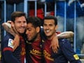 Four-goal Barcelona set up cup semi final clash with Real Madrid