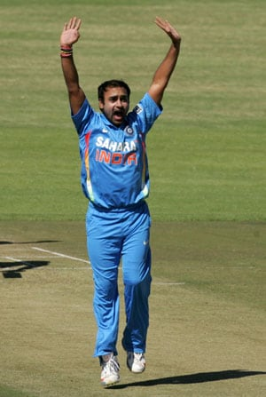 1st ODI: India vs Zimbabwe, Amit Mishra