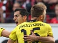 Bundesliga round-up: Henrikh Mkhitaryan fires Borussia Dortmund to the top