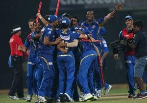 CLT20 Live Cricket Score: Mumbai Indians