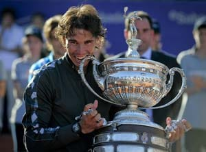 After injury and illness, a surprisingly triumphant season for Nadal