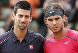 Djokovic, Nadal building superb Grand Slam rivalry