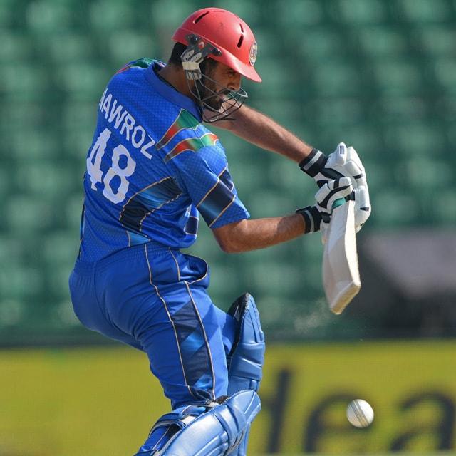 afghanistan cricket score