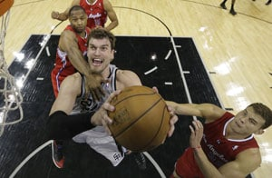 NBA: San Antonio Spurs too good for Los Angeles Clippers