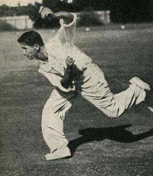 Norman Gordon: First Test cricketer to see a 100 years