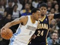 Denver Nuggets snatch win from Indiana Pacers