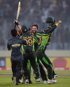 Asia Cup: India vs Pakistan - Statistical highlights
