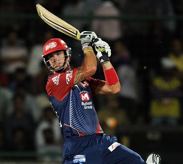 Live cricket score, Kevin Pietersen