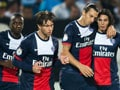Ten-man PSG battle back to down Marseille