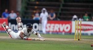 Live cricket score India vs South Africa - Cheteshwar Pujara