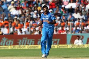 1st ODI Live Cricket Score: Ravichandran Ashwin