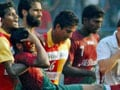 Mohun Bagan demand compensation from East Bengal for Syed Rahim Nabi's injury