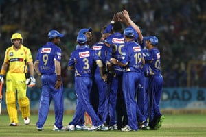 CLT20 Live Cricket Score: Rajasthan Royals and Mike Hussey