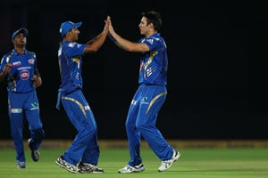 CLT20 Live Cricket Score: Rishi Dhawan and Mitchell Johnson