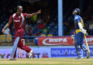 Tri-series: Live Cricket Score - West Indies vs Sri Lanka