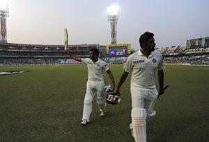 Rohit Sharma and R Ashwin