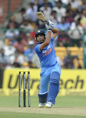 7th ODI Live Cricket Score: Rohit Sharma