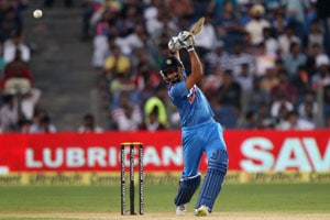 1st ODI Live Cricket Score: Rohit Sharma