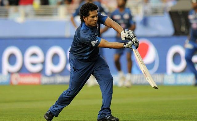 Live Cricket Score: Sachin Tendulkar