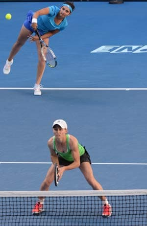 From Tokyo  Sania Mirza will S And Sania Mirza In Action