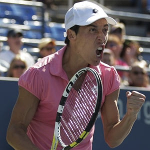 Schiavone beats Lucic in straight sets at US Open