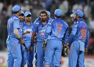 7th ODI Live Cricket Score: Mohammed Ashwin