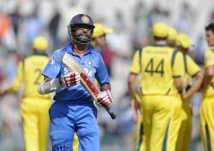 Live Cricket Score: India vs Australia, Shikhar Dhawan