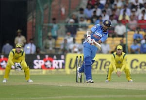 7th ODI Live Cricket Score: Shikhar Dhawan