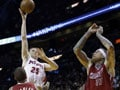NBA: Detroit Pistons beat Miami Heat 107-97 to end ten-game winning streak
