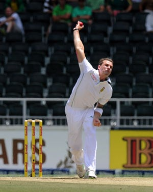 Live cricket score India vs South Africa - Dale Steyn