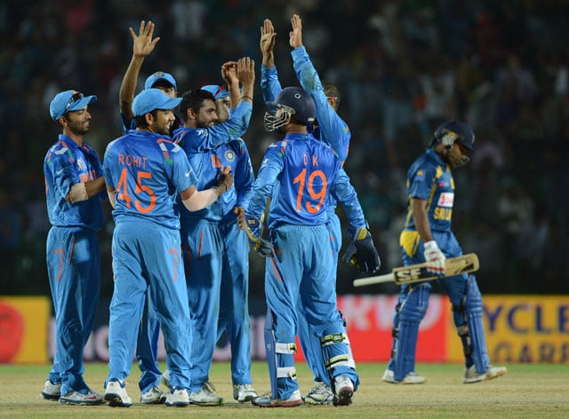 Asia Cup Live Cricket Score: Team India