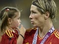 Fernando Torres bags the Golden Boot award