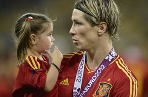 Fernando Torres scored the goal which set Spain on their way to a run of two European Championships and the 2010 World Cup, when he scored the only goal of the game in the 2008 European Championship final against Germany.