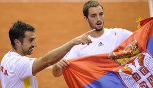 Watching Two Guys Hitting from Back Boring in Tennis: Nenad Zimonjic