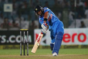 2nd ODI Live Cricket Score: Virat Kohli